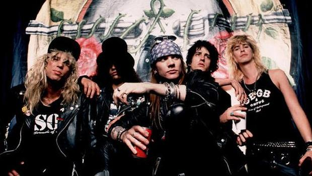 Five Good Covers: Welcome to the Jungle (Guns N' Roses)