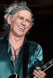 In the Spotlight: Keith Richards
