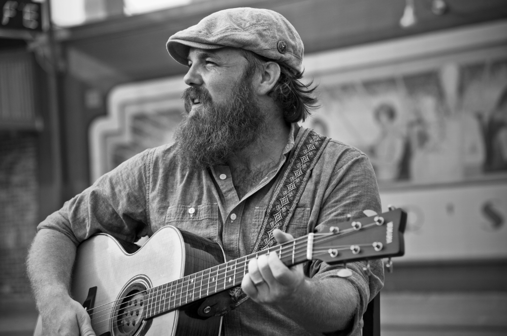 Watch: Marc Broussard Covers Aretha Franklin with His Father (Premiere)