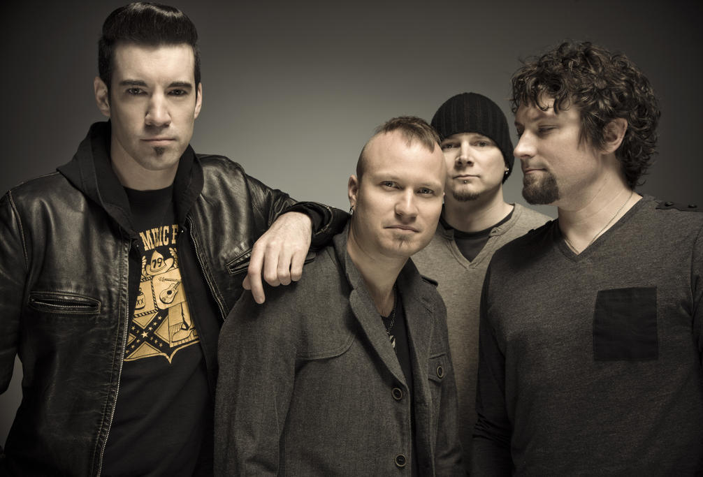 "Theory of a Deadman Takes Sting's ""Shape of My Heart"" to the Rock Side"