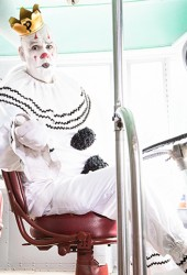 Sad Clown Puddles Pity Party Covers Cheap Trick's