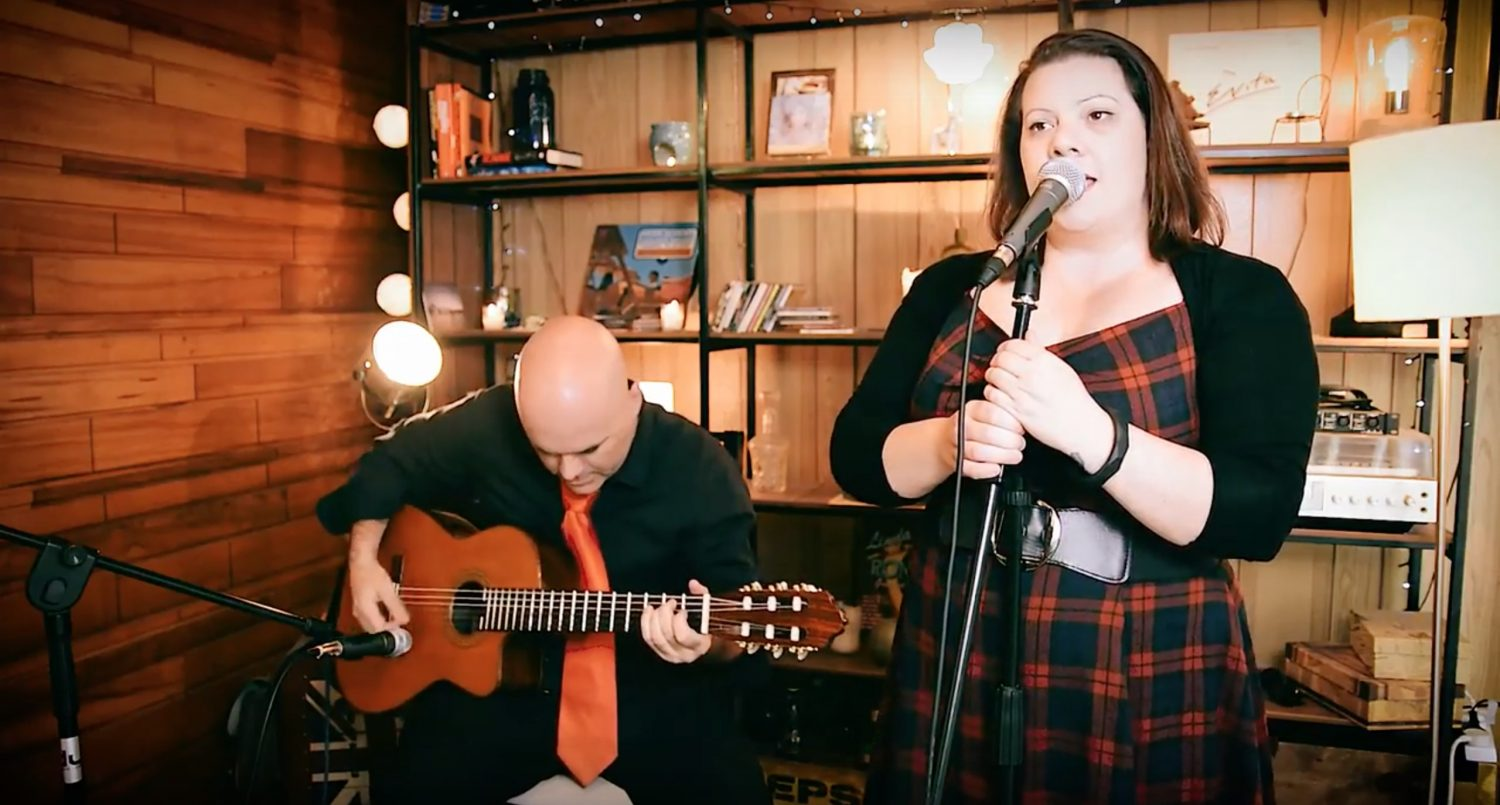 "Watch Australian Duo Aurora's Stripped Down Cover of Metallica's ""For Whom the Bell Tolls"""