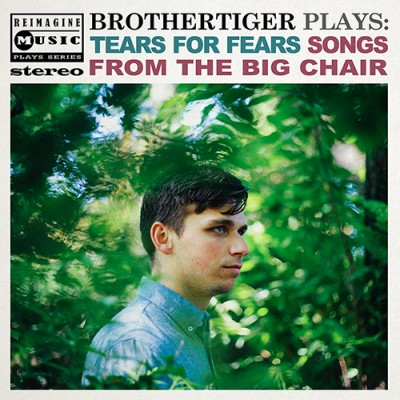 """Brothertiger Covers """"Shout"""" on His New Tears for Fears Tribute LP (Premiere)"""