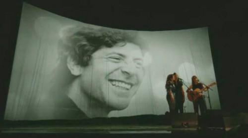 Feist Leonard Cohen
