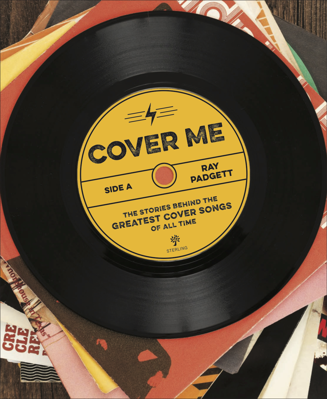 Announcing Cover Me: The Book!