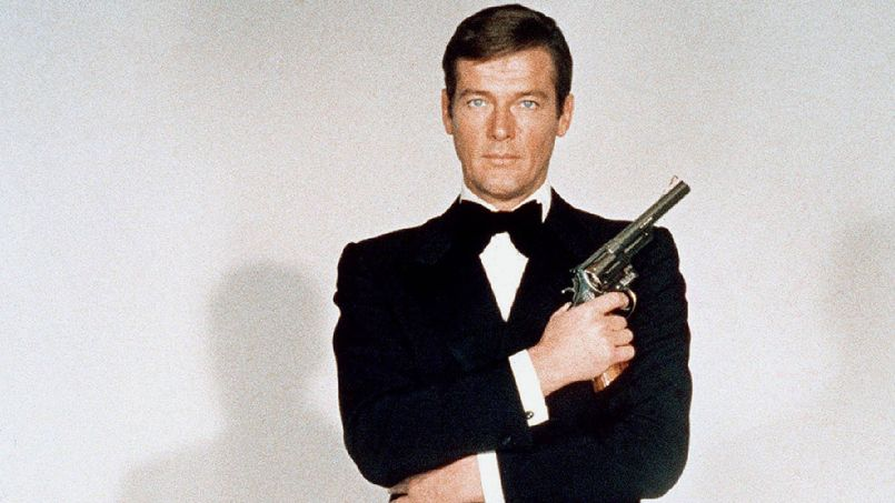 Download New Covers of Roger Moore's James Bond Theme Songs