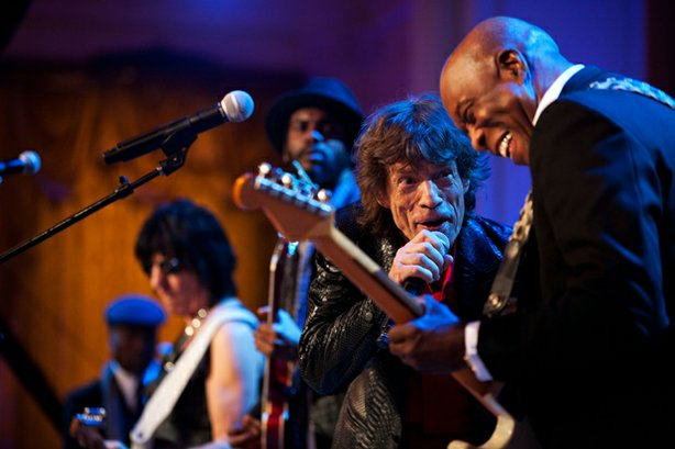 Mick Jagger Joins Buddy Guy on Rolling Stones Cover from New Tribute Album