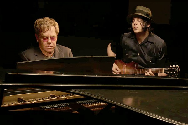 Jack White, Elton John, and Alabama Shakes Record Old-Timey Covers for PBS Series