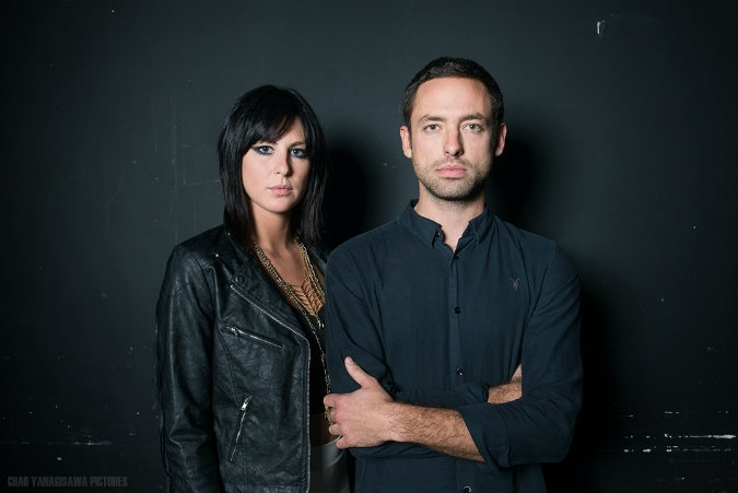 "Phantogram Takes the Angst Out of Hole's ""Violet"""