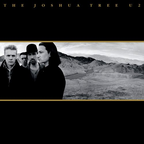 u2 joshua tree covers