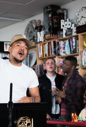 Chance the Rapper Delivers Gorgeous Cover of Stevie Wonder Deep Cut