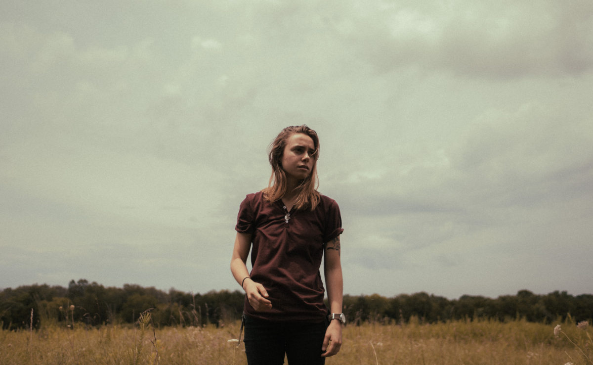 "Julien Baker Covered ""What If God Was One of Us"" to Win a Bet – And It's Actually Good"