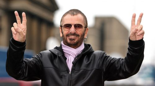Whats A Scruff Like Me Doing With This Lot Ringo Starr