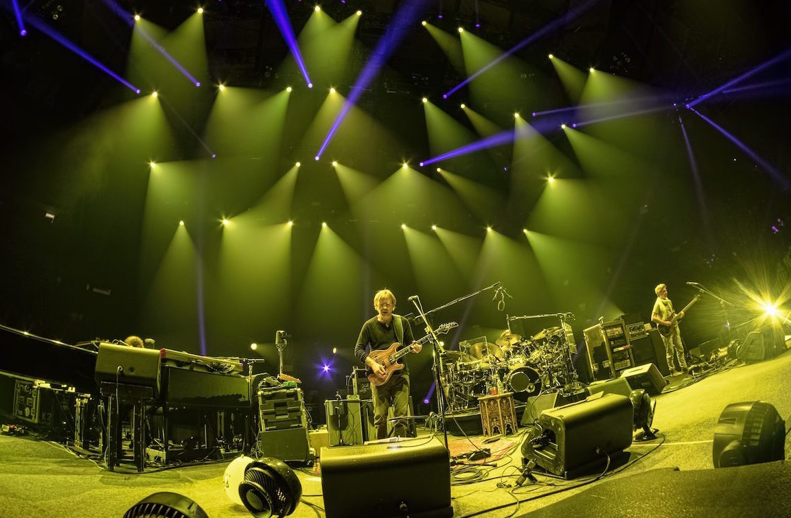 Ranking All of Phish's 'Baker's Dozen' Covers