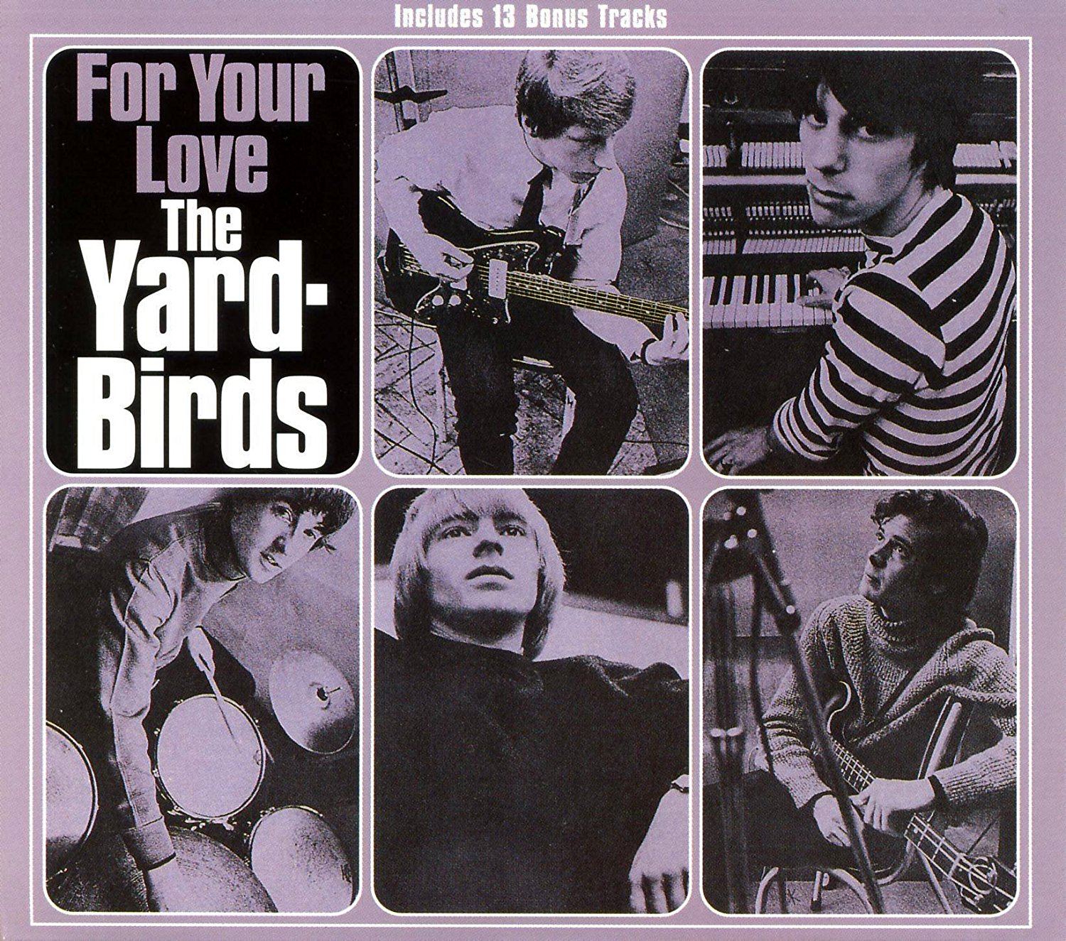 Five Good Covers: For Your Love (The Yardbirds)