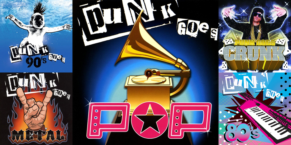 punk goes pop covers