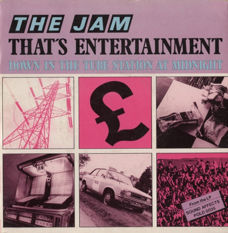 Five Good Covers: That's Entertainment (The Jam)