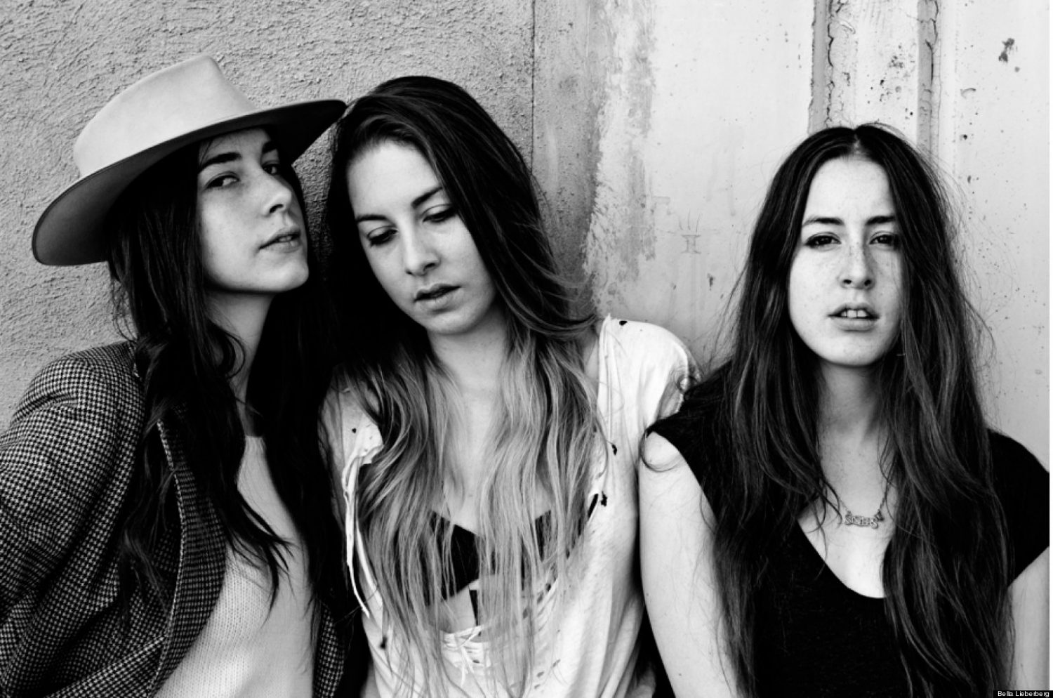 "Haim Cover The Strokes' ""You Only Live Once"" Demo"