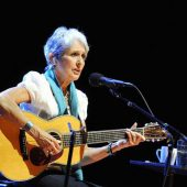 Joan Baez Announces Farewell With Tom Waits Cover
