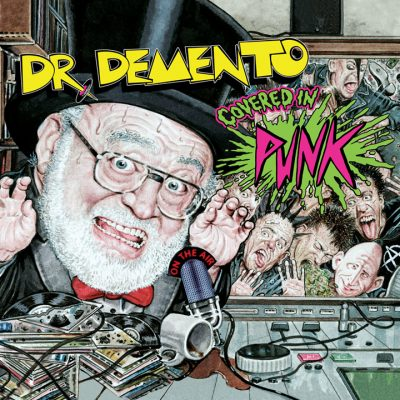 review dr demento covered in punk