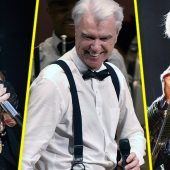 David Byrne Covers Bowie and Madonna with a Canadian Choir