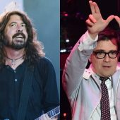 "The Foo Fighters Cover Kiss's ""Detroit Rock City"" with Rivers Cuomo"