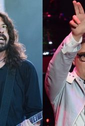 The Foo Fighters Cover Kiss's