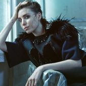 "Lykke Li's Revelatory ""Time In a Bottle"" Cover Is More James Bond Than Jim Croce"