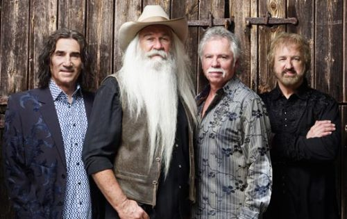oak ridge boys cover
