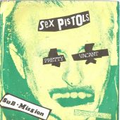 "Five Good Covers: ""Pretty Vacant"" (The Sex Pistols)"