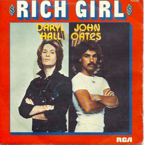 Rich Girl covers