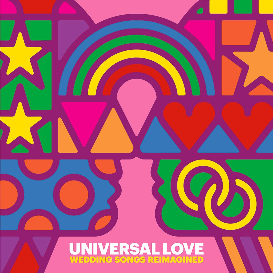 Review: Universal Love - Wedding Songs Reimagined - Cover Me