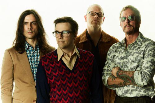 Weezer Trolls Twitter with Bac...