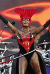 They Say It's Your Birthday: Grace Jones