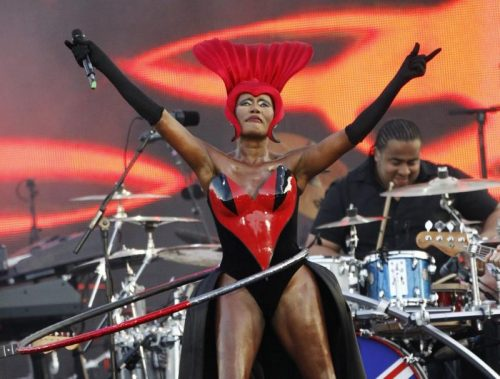 grace jones covers