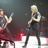 Metallica's Kirk Hammett and Robert Trujillo Cover Unlikely Pop Hits on Tour