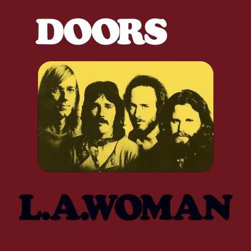 doors la woman covers