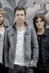 The Wild Feathers Cover Brooks and Dunn's