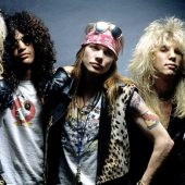 "Guns N' Roses Unearths ""Heartbreak Hotel"" Cover from 1986"