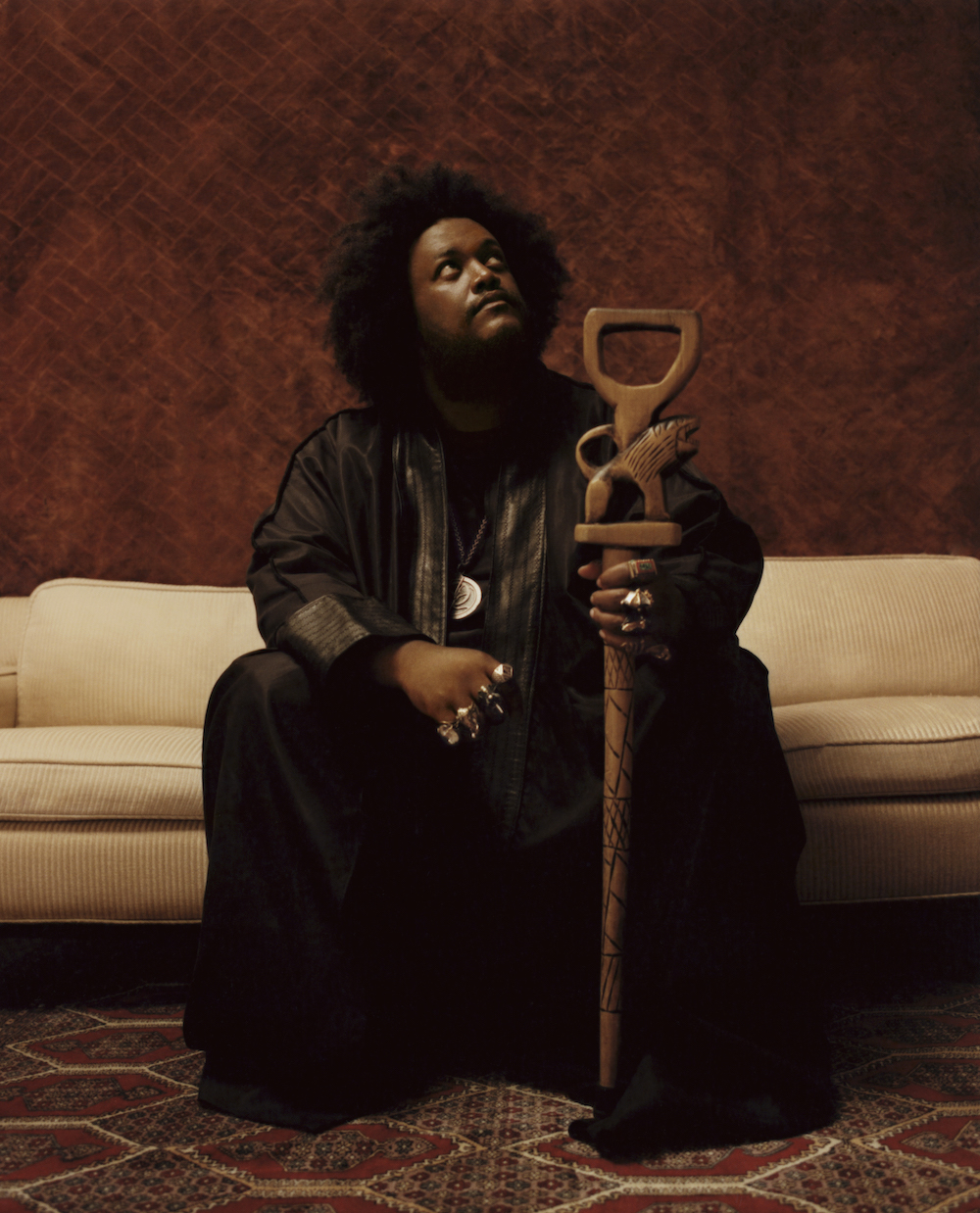Opening Song Indonesian Vers Cover By: Saxophonist Kamasi Washington Covers A Bruce Lee Theme