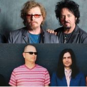 "Toto Concludes Weezer Covers Saga with ""Hash Pipe"""