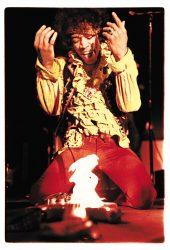 The Story Behind Jimi Hendrix's