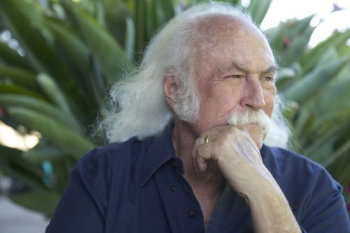 david crosby woodstock solo