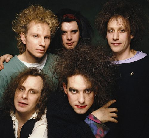 the cure covers