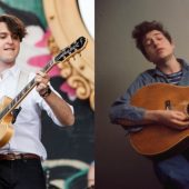 "Vampire Weekend Cover Bob Dylan's ""Jokerman"" – Just in Time for His Birthday"