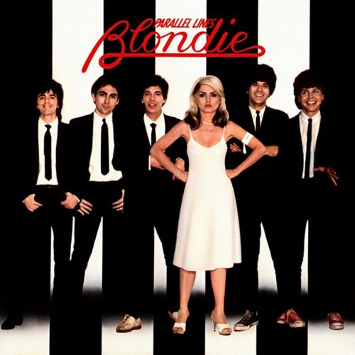 blondie parallel lines covers