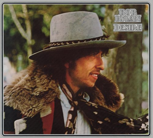 bob dylan desire covers