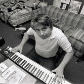 """Hear Daniel Johnston's Unreleased """"Glorious and Disastrous"""" Cover of """"You've Got a Friend"""""""