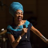 "Jazzmeia Horn Covers Erykah Badu's ""Green Eyes"""