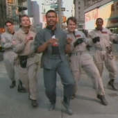 "Five Good Covers: ""Ghostbusters"" (Ray Parker, Jr.)"